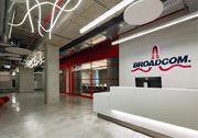 Broadcom Offices Yakum